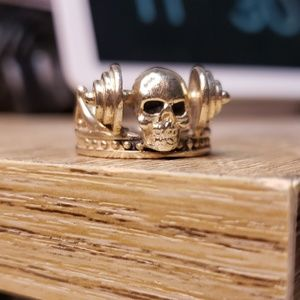 Jewelry - One of a kind fit lifestyle ring